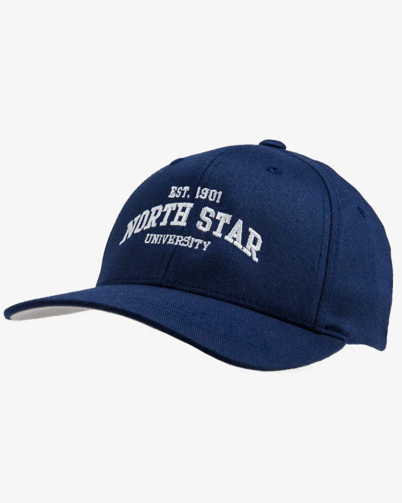 Signature Youth Baseball Cap in Blue