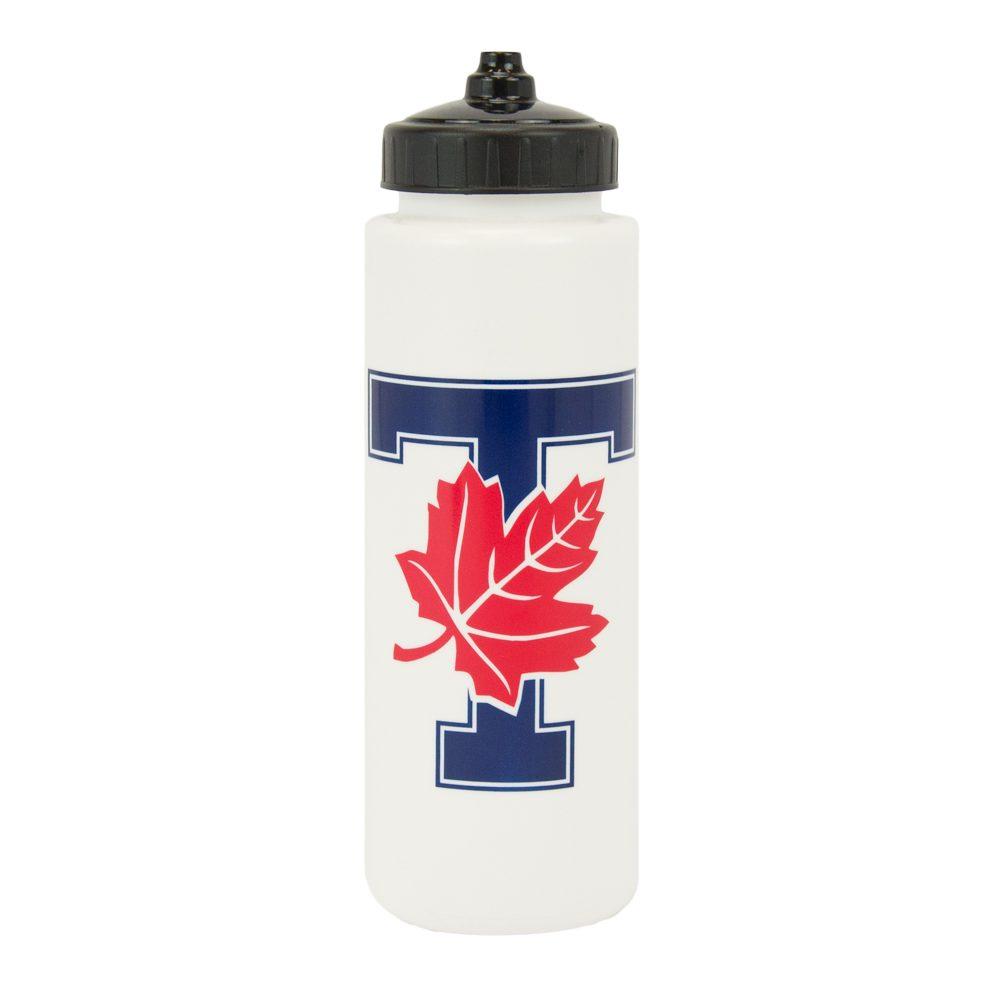 32oz T-Leaf Water Bottle