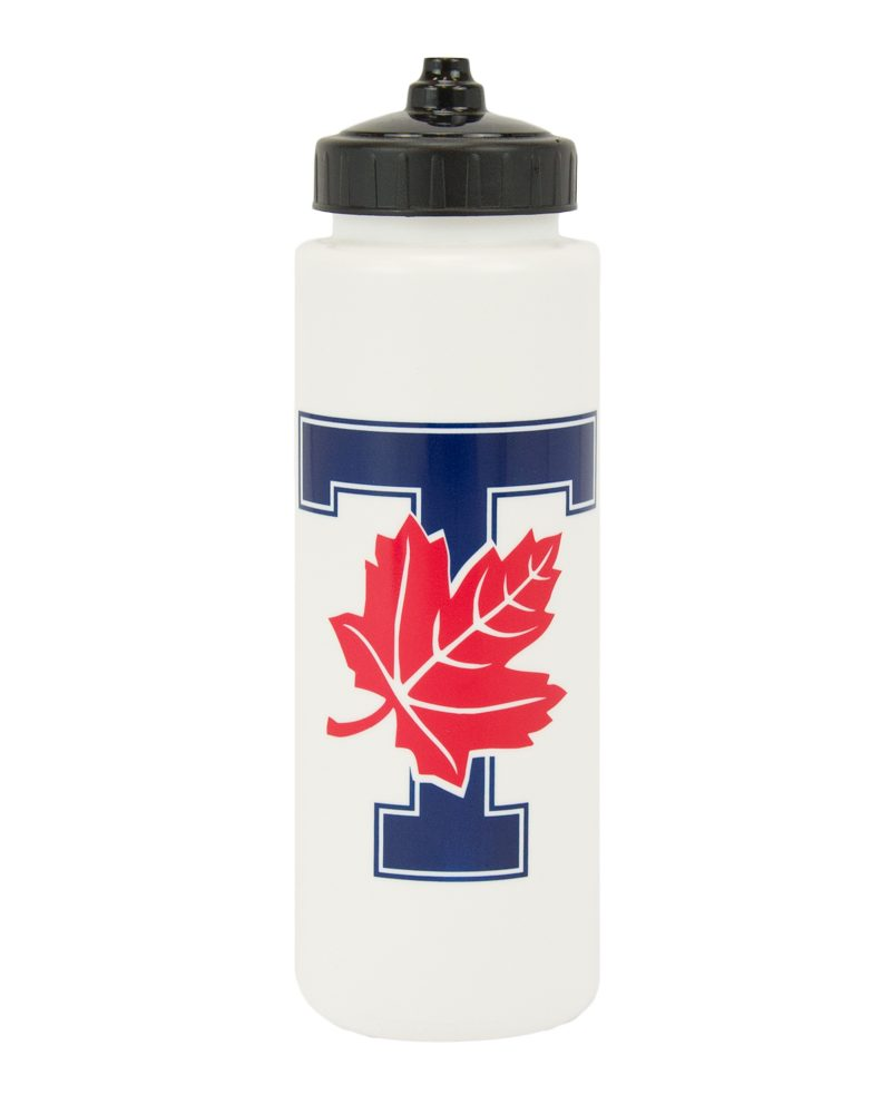 32oz T-Leaf Water Bottle